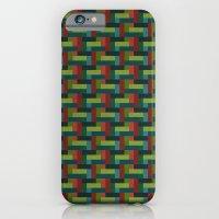 Woven Pixels IV iPhone 6 Slim Case