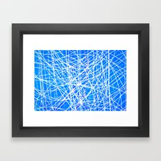 Intranet Framed Art Print