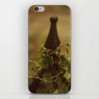 Ivy Isolation iPhone & iPod Skin