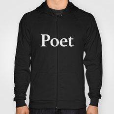 Poet inverse Hoody