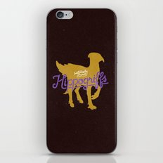 Hippogriffs iPhone & iPod Skin