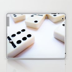 Dominoes Pattern #6 Laptop & iPad Skin