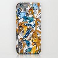 Multicolor Horse Feather… iPhone 6 Slim Case