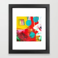 Lil' Ditty I Framed Art Print