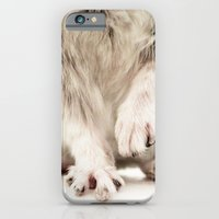iPhone & iPod Case featuring Chinchilla Hands = The Cutest Hands by Christine Leanne