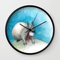 Just This Last One Befor… Wall Clock