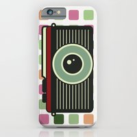Retro Camera iPhone 6 Slim Case