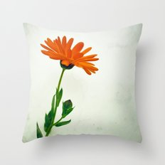 Bee magnet Throw Pillow