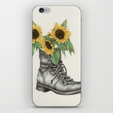 Shoe Bouquet I iPhone & iPod Skin
