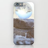Glass Ball & Frost iPhone 6 Slim Case