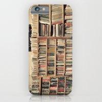 Old Books iPhone 6 Slim Case