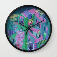 Ambrose's House Wall Clock