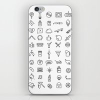 Berlin Life iPhone & iPod Skin