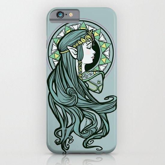 Zelda Nouveau iPhone & iPod Case