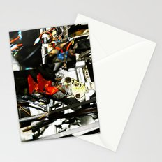 VW Engine Stationery Cards