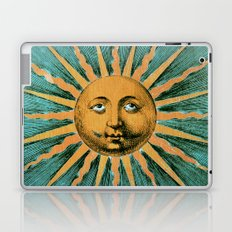 Vintage Sun Print Laptop & iPad Skin