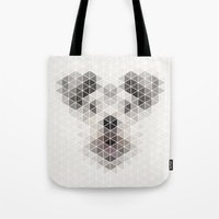 Happy pup Tote Bag