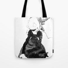 Death in Paris Tote Bag