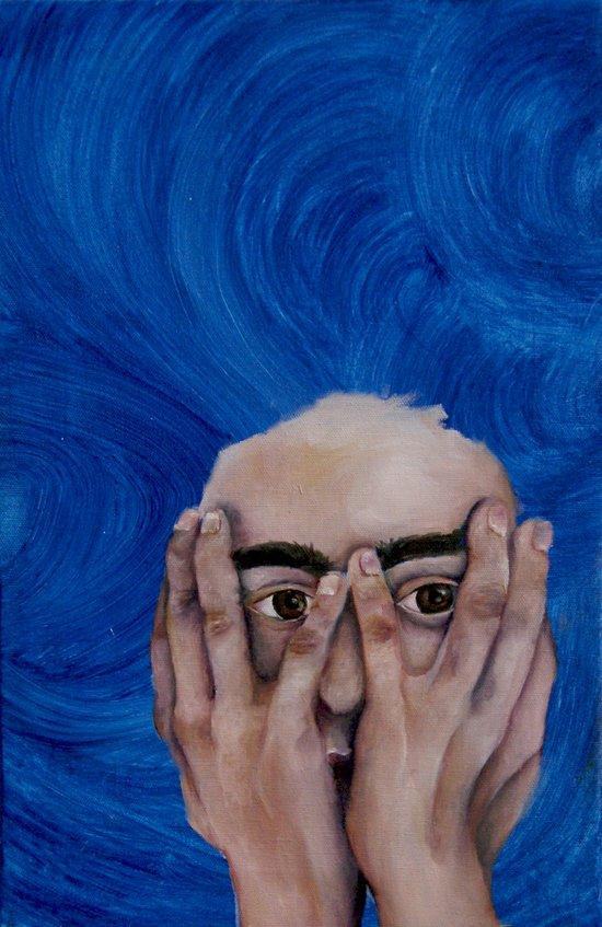 altruistic yet egoistic Canvas Print