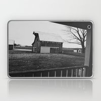country barn Laptop & iPad Skin