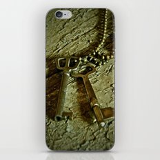 Keys to the Past iPhone & iPod Skin