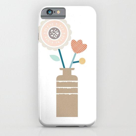 Flower Vase 01 iPhone & iPod Case