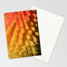 Red Hot Poker Stationery Cards