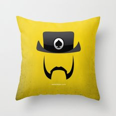 LEMMY (Motörhead) Throw Pillow