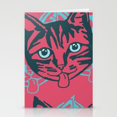 Mollycat Close-up Stationery Cards
