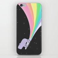 Capybara:  IN SPACE! iPhone & iPod Skin