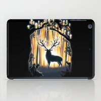 Master Of The Forest iPad Case