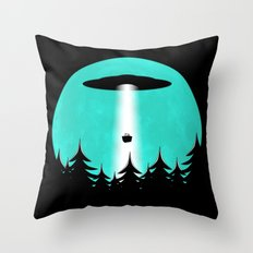 Picnic Throw Pillow