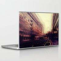 london Laptop & iPad Skins featuring London by Ingrid Beddoes