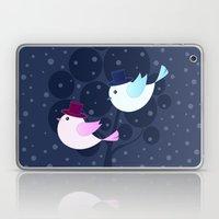 Winter Love Laptop & iPad Skin