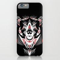 American Indian bear iPhone 6 Slim Case
