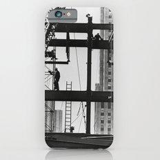 Steel workers New York City iPhone 6 Slim Case