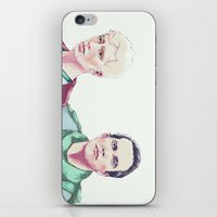 Flesh iPhone & iPod Skin