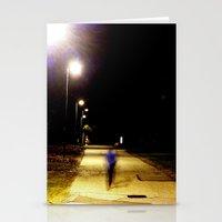 Sidewalk 2 Stationery Cards