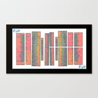 Hydros For 2 Canvas Print