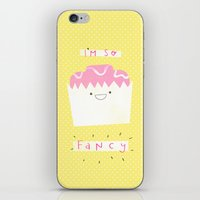 I'm So Fancy iPhone & iPod Skin