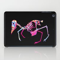 Bird Skeleton iPad Case