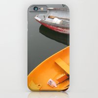 Rockport Rowboats 2 iPhone 6 Slim Case