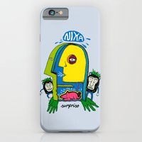 iPhone & iPod Case featuring My Imagination by NIXA