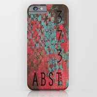iPhone & iPod Case featuring ABSTract 373. by Digi Treats 2