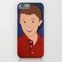 iPhone & iPod Case featuring Luke by @NealCampbell