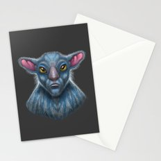 Targ Warrior Stationery Cards