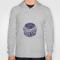 Tea Cake (blue) Hoody