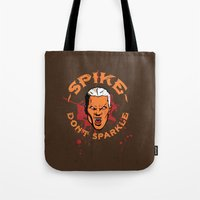 Vampires Don't Sparkle Tote Bag