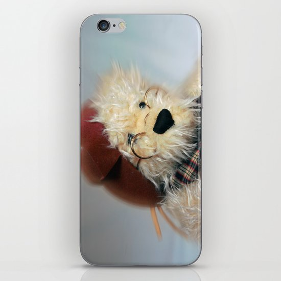 Mr Teddy iPhone & iPod Skin