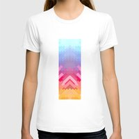 Dus25 Womens Fitted Tee White SMALL